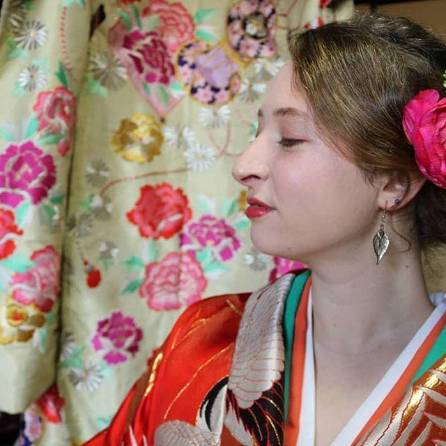 uchikake japanese kimono wedding amazing photoshooting