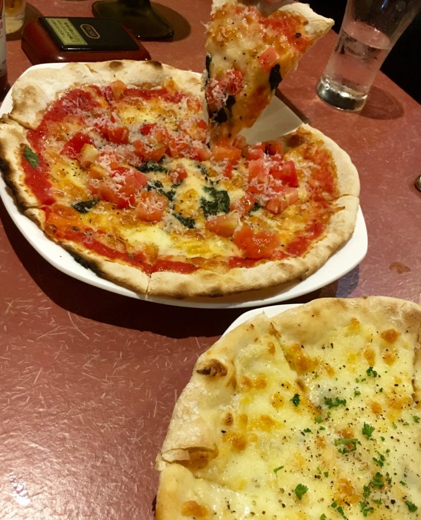 delicious authentic italian pizza restaurant miyazaki soul food