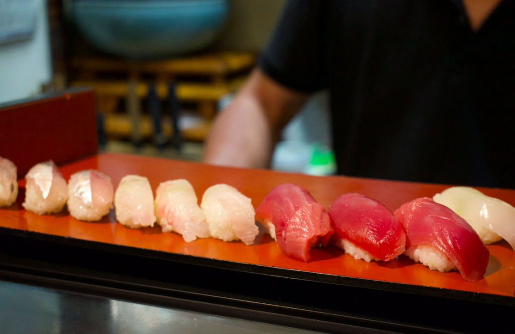sushi miyazaki deli gourmet affordable fresh fish seafood local