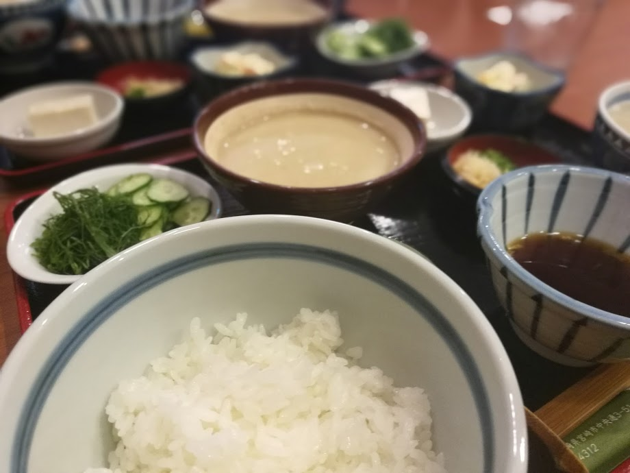 superfood healthy japanese traditional cuisine hiyajiru