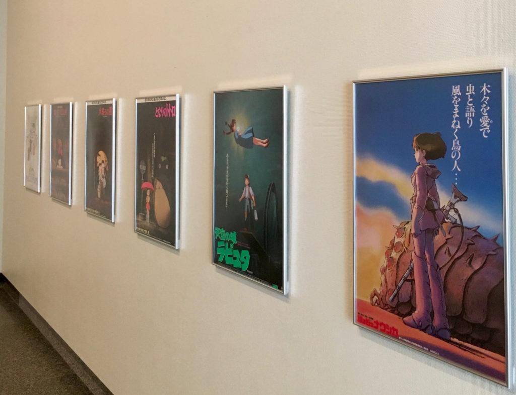 miyazaki prefectural art muesum ghibli exhibition